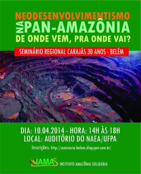 Neodesenvolvimentismo na Pan-Amazônia